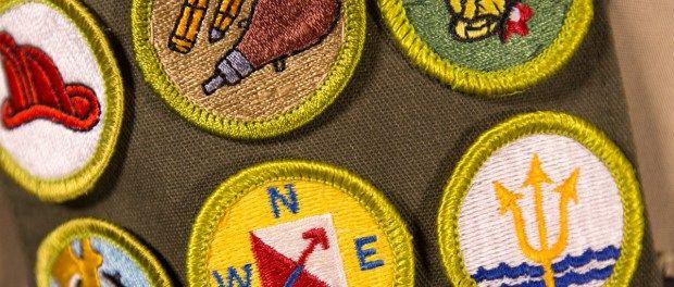 dating boy scout badges eksempler på sjove profiler til online dating