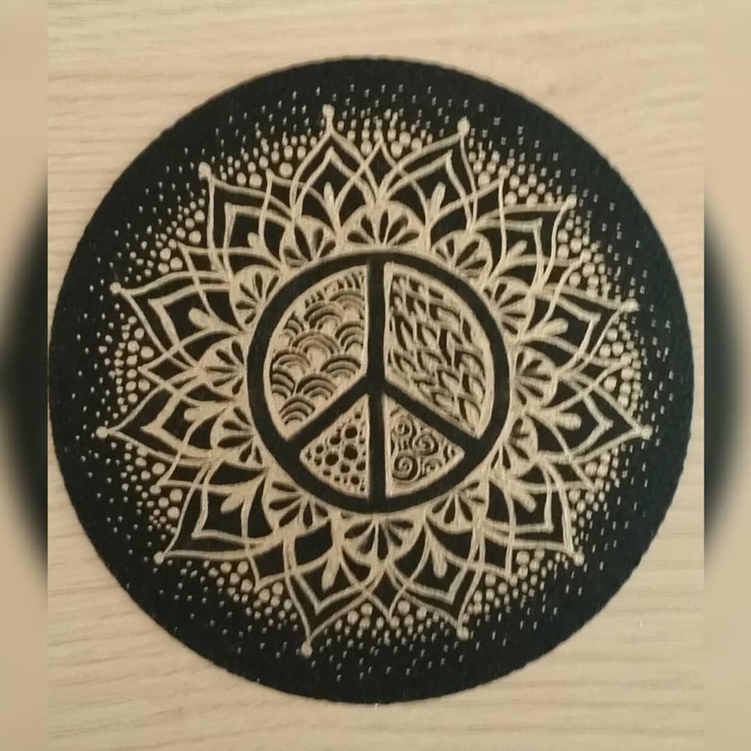 Peace Symbol Peace Symbols Pinterest
