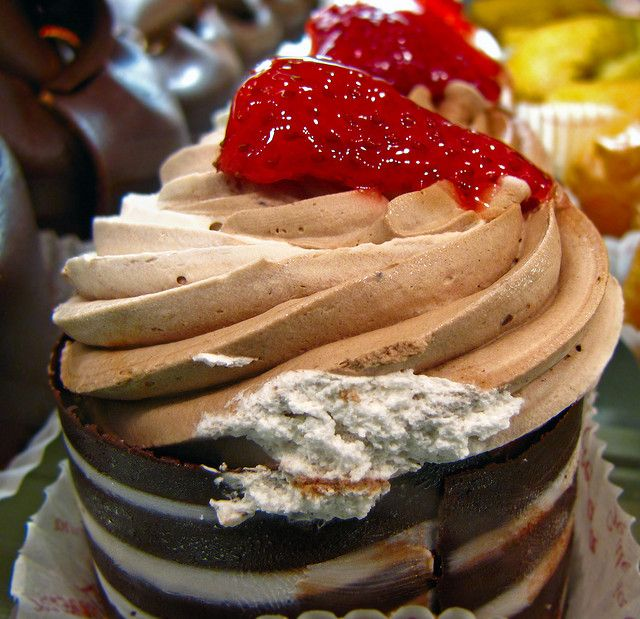 Italian Dessert Recipes | yummers.. | Desserts, Cupcake ...