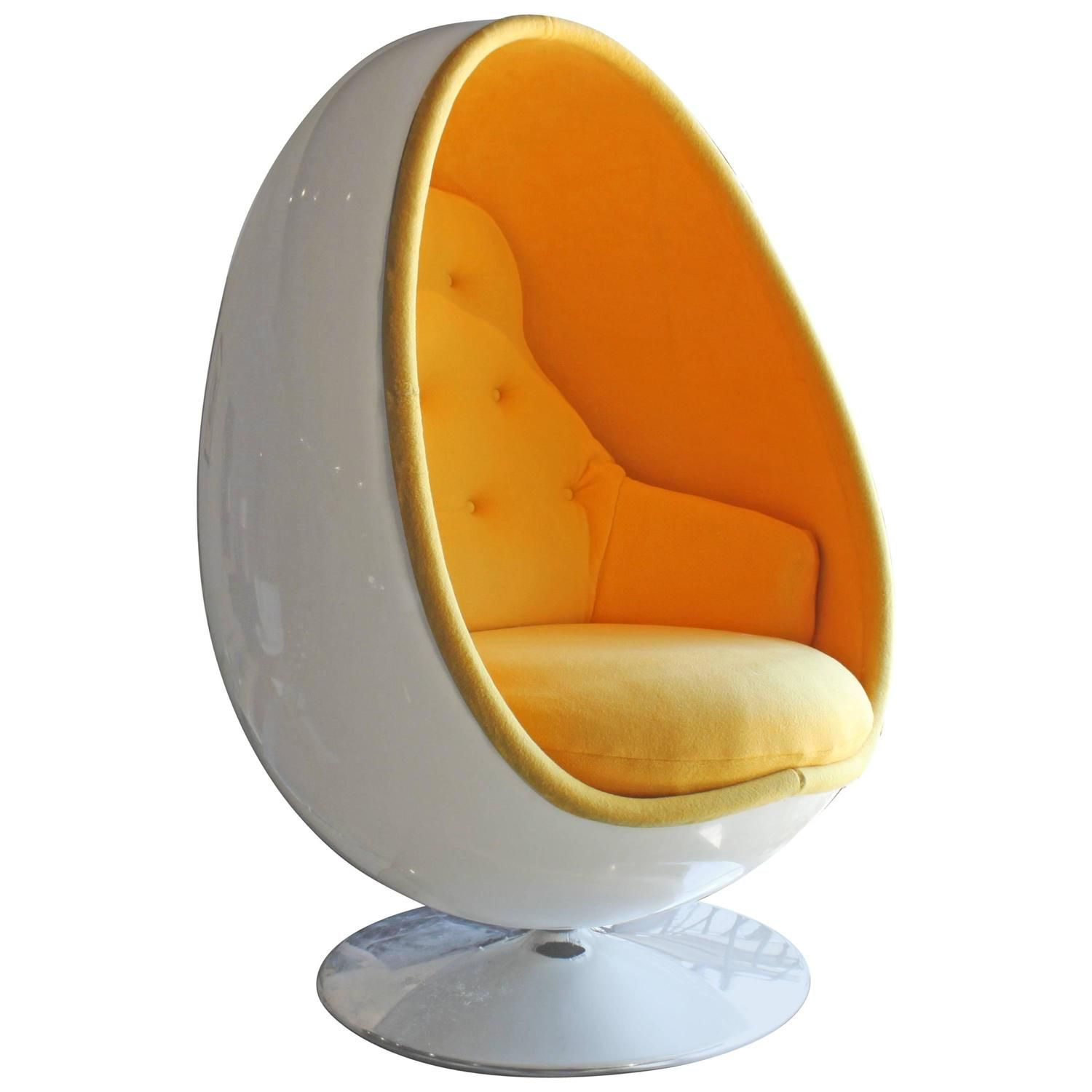 Egg Chairs For Sale Wicker Adirondack Chair Ovalia By Thor Larsen At 1stdibs Merry Wives