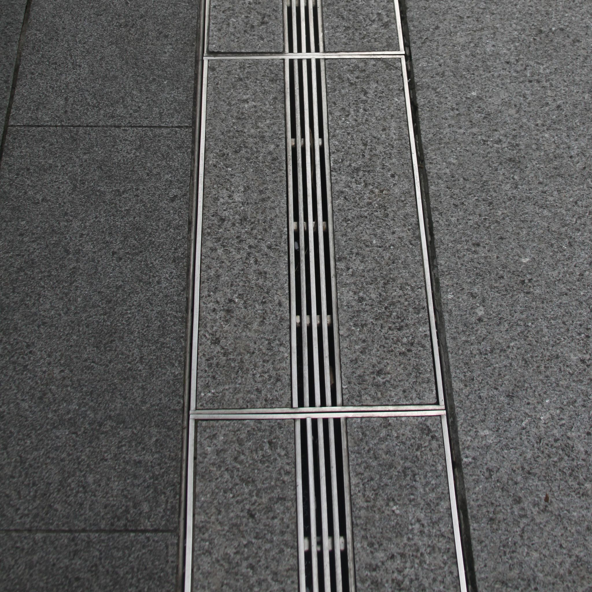 Brass bathroom linear shower drain 43 basement pinterest drain covers dailygadgetfo Choice Image