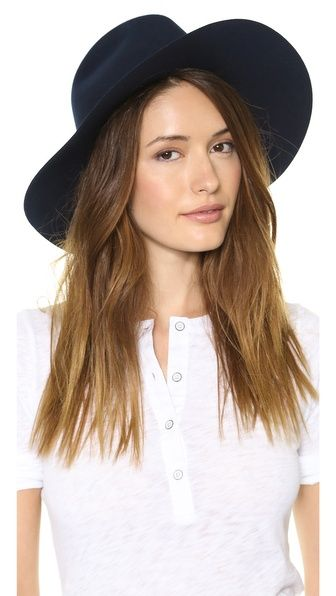 You can't go wrong with a Rag & Bone fedora