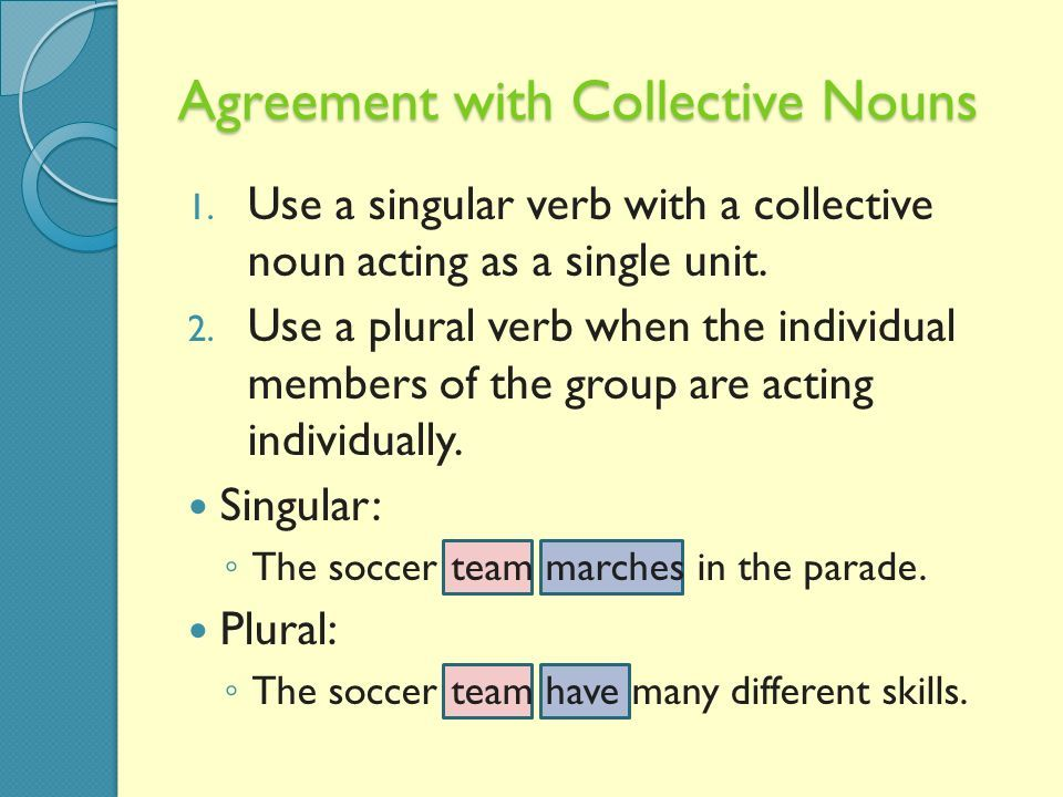 Pin by Study Study on Subject verb agreement | Pinterest ...