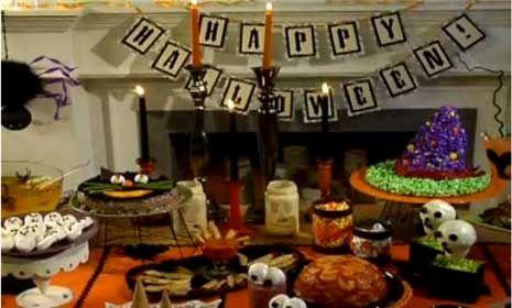 Homemade Halloween Decorations  Decorating Ideas wwwbhg465 - homemade halloween decoration ideas for yard