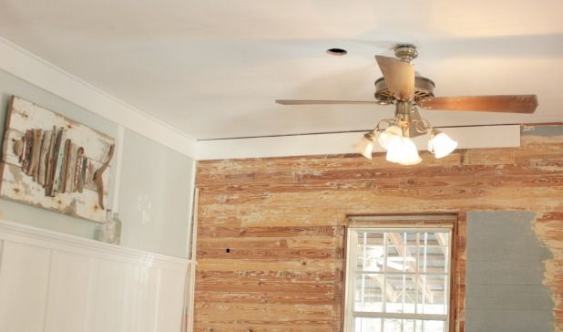 Make Your Own Craftsman Style Trim And Molding Ceiling