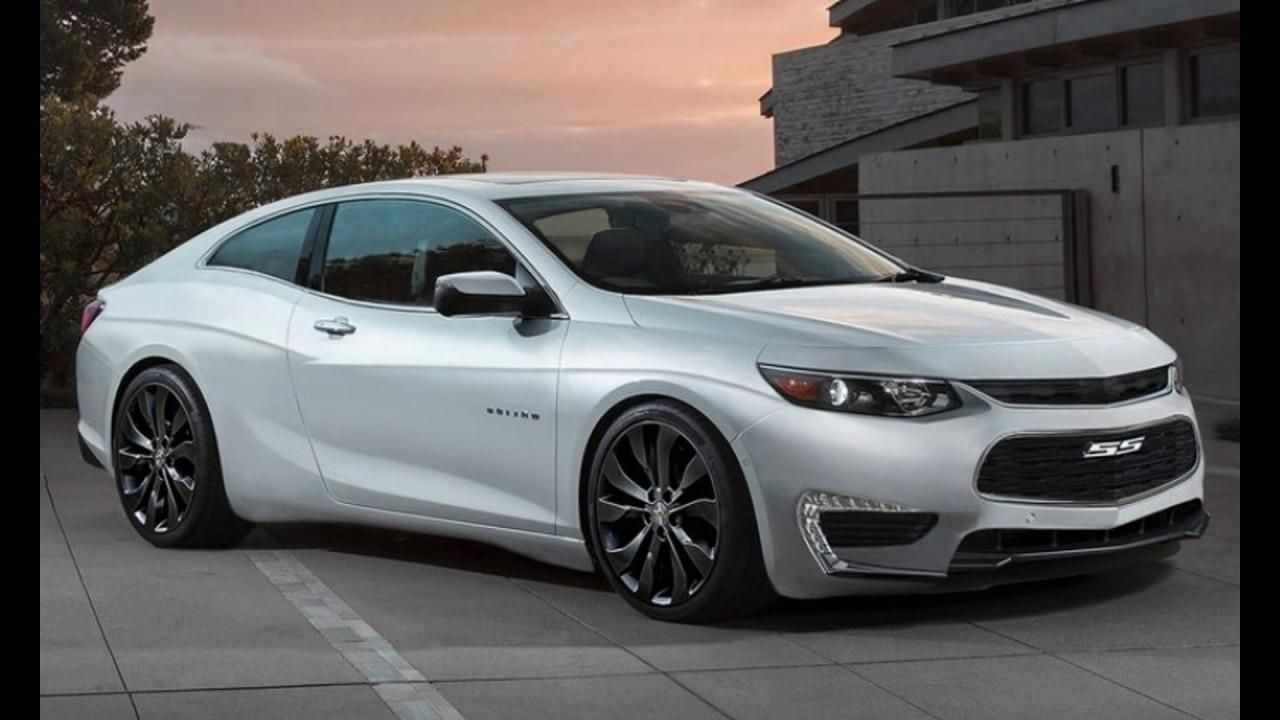 All New 2018 Chevrolet Malibu Hybrid Youtube With Regard To New