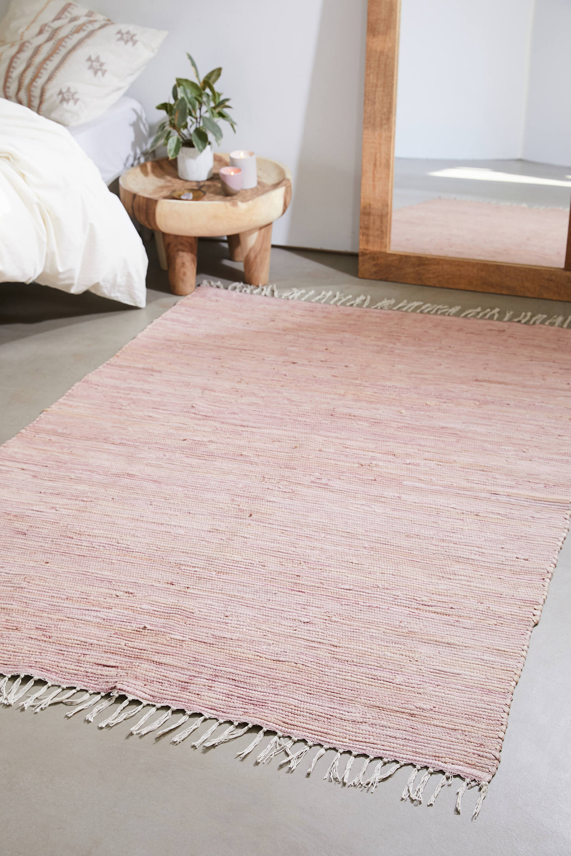Dorm Room Rugs: Reversible Colorblock Rug