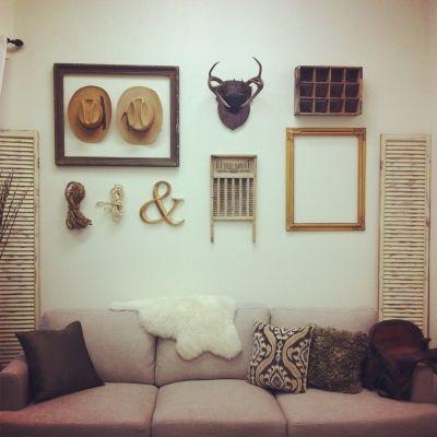 Big room - modern southwest? Arizona Bound! Pinterest Modern