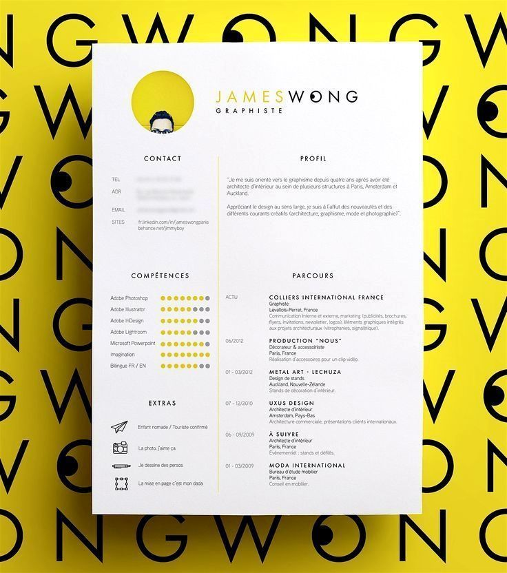 You don't have to be a pro designer to get your resume
