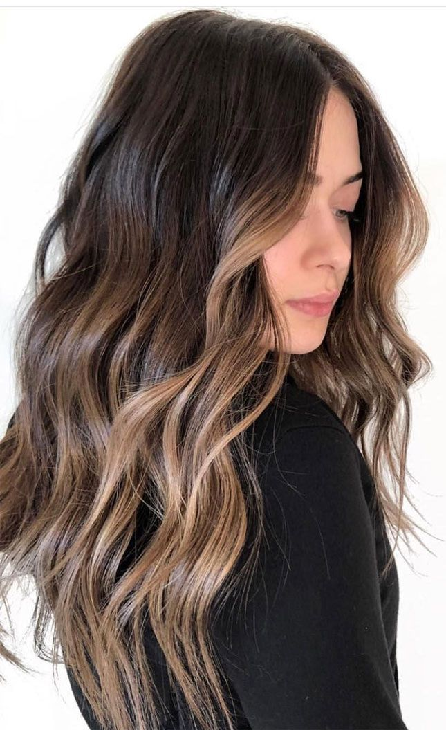 51 Gorgeous Hair Color Worth To Try This Season – balayage hair