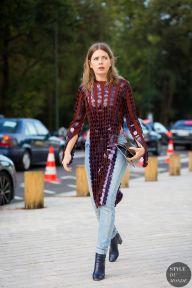 STYLE DU MONDE / Paris Fashion Week SS 2016 Street Style: Megan Bowman Gray  // #Fashion, #FashionBlog, #FashionBlogger, #Ootd, #OutfitOfTheDay, #StreetStyle, #Style