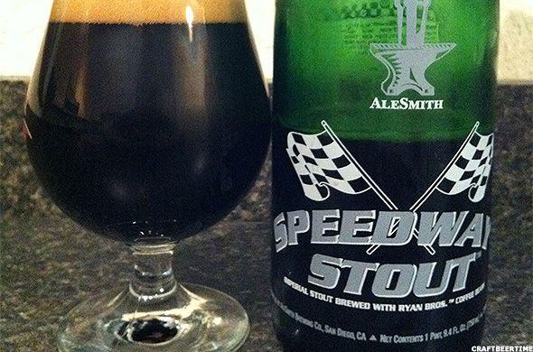 AleSmith Speedway Stout