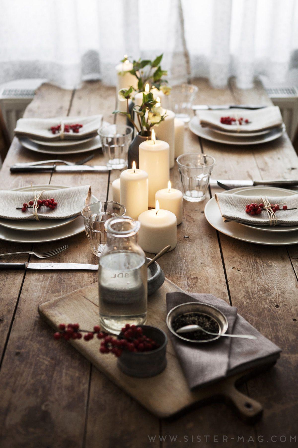 sistermag ausgabe 16 lesen tisch und tischdeko. Black Bedroom Furniture Sets. Home Design Ideas