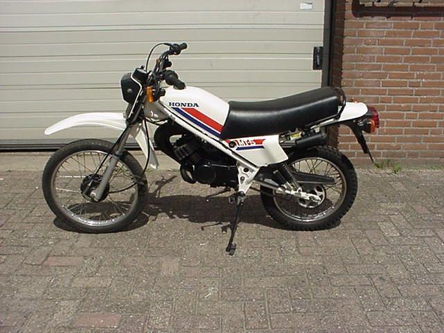 Spiksplinternieuw Honda MT50   Bikes   Motorcycle, Honda motorcycles, Motorbikes ZD-08
