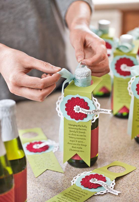 DIY Easy, thoughtful neighbor gifts Christmas Gift Ideas