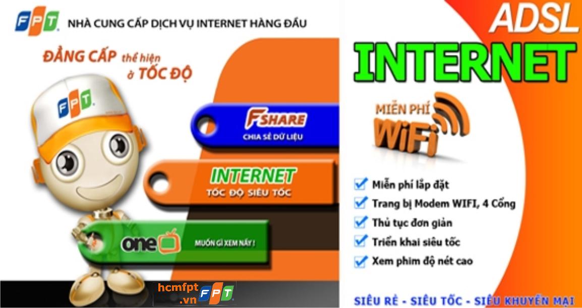 Tư vấn những gói cáp quang internet FPT cá nhân và gia đình