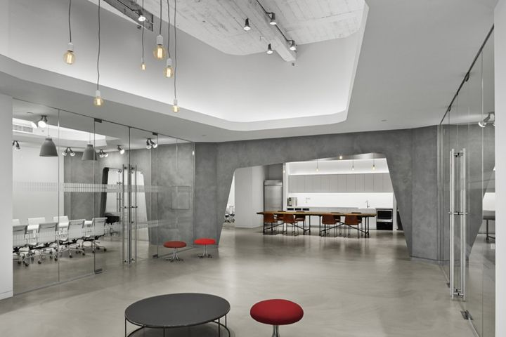 LF USA offices by Spacesmith, New York City
