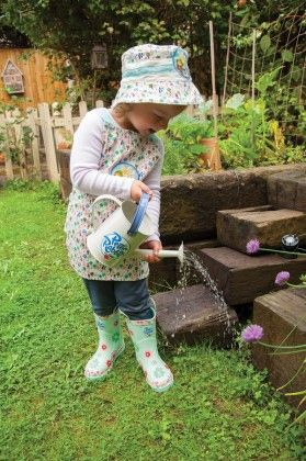 Peter Rabbit watering can from Treadstone Products, UK