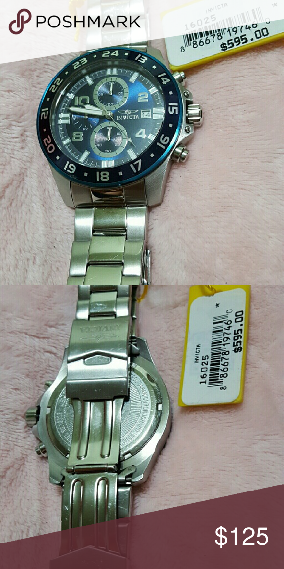 A Wristwatch Wristwach men invicta pro diver PRICE DROP UNTIL THIS WEEK LATER COMES TO THE ORIGINAL PRICE 😎😎😎😎😎😎😘😘😘😘😘 Invicta Accessories Watches