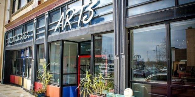 Decatur Area Arts Council Decatur Il Decatur Illinois