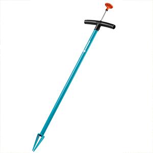 Gardena Unkrautstecher: Unkrautentferner für effizientes Entfernen von Unkraut, mit Auswerfer, aus gehärtetem Stahl, duroplastbeschichtet (3517-20): Amazon.de: Garten