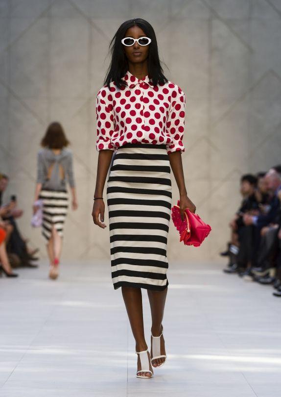 London Fashion Week prints | McConnell Design UK