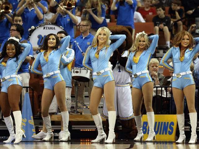 UCLA Cheerleaders | Cheerleaders | Pinterest