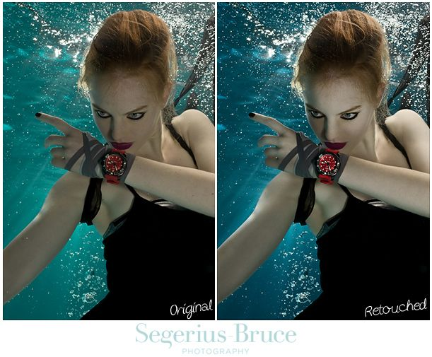 How to Retouch Fashion Photography in Photoshop - PHLEARN 55