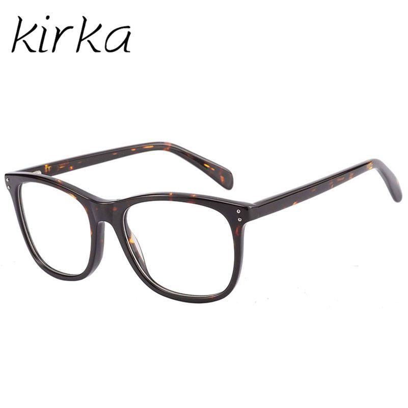 New Fashion Brand Designer Women'S Vintage Retro Eye Glasses Spectacle Frame For Women Optical Eyeglasses Frame dLQZyt