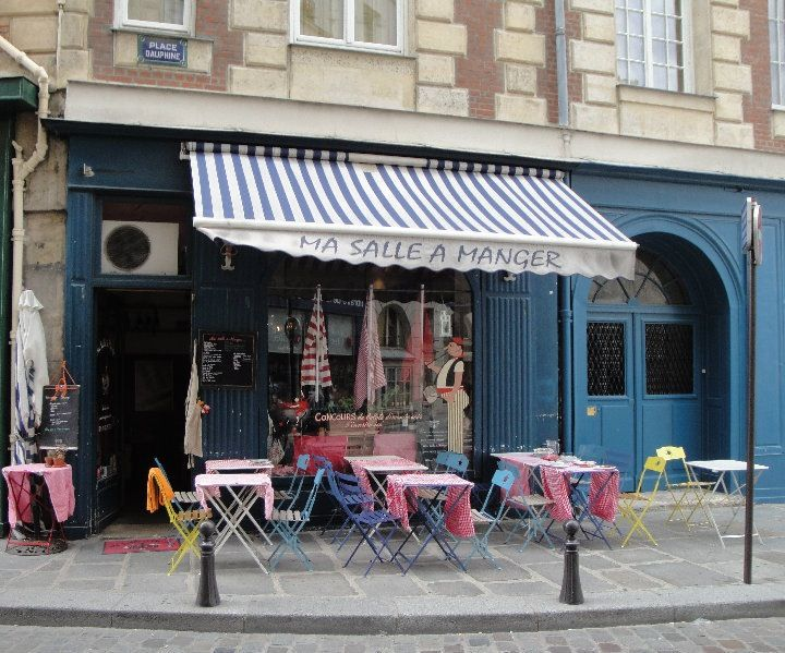 Ma Salle A Manger The Cutest Restaurant In Paris France Places