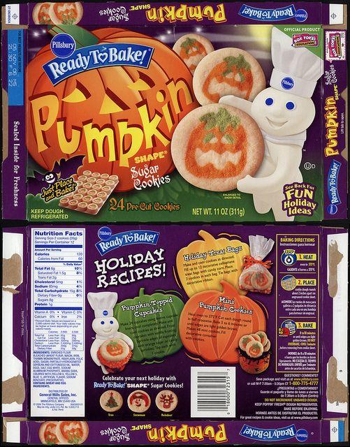 pillsbury halloween sugar cookies target cartoonview co