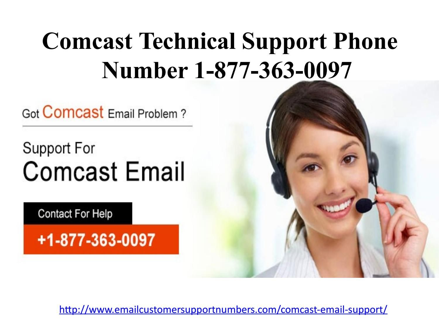 Comcast Technical Support Number 1-877-363-0097 Email Customer Service  Number
