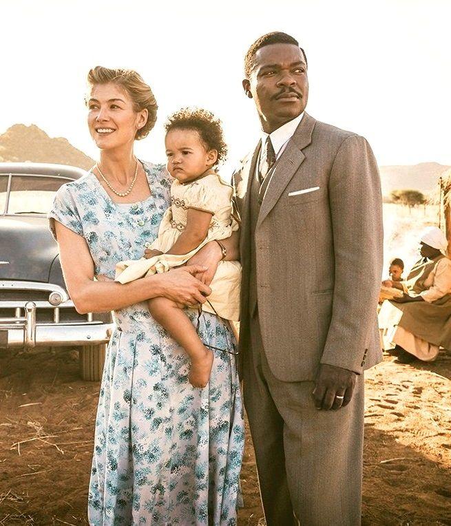 Prince Seretse Khama, heir to the throne in Botswana