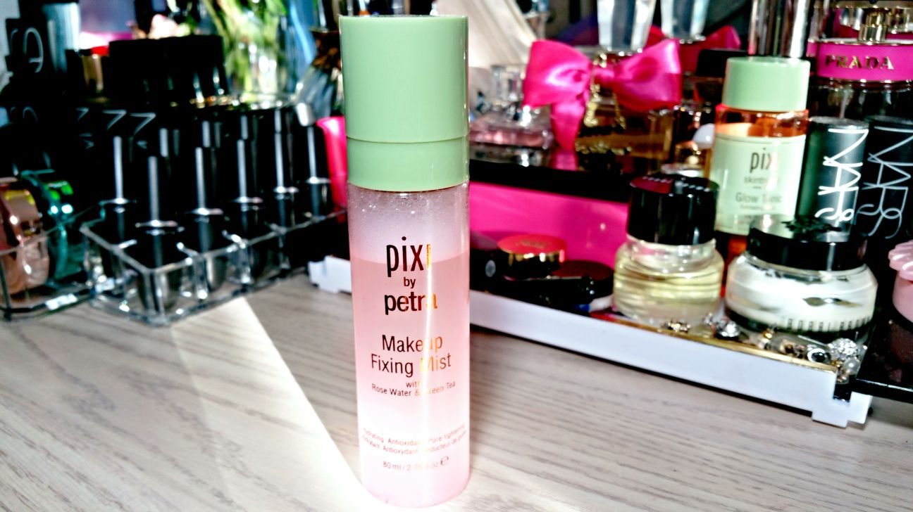 Pixi Makeup Fixing Mist Review (With images) Pixie