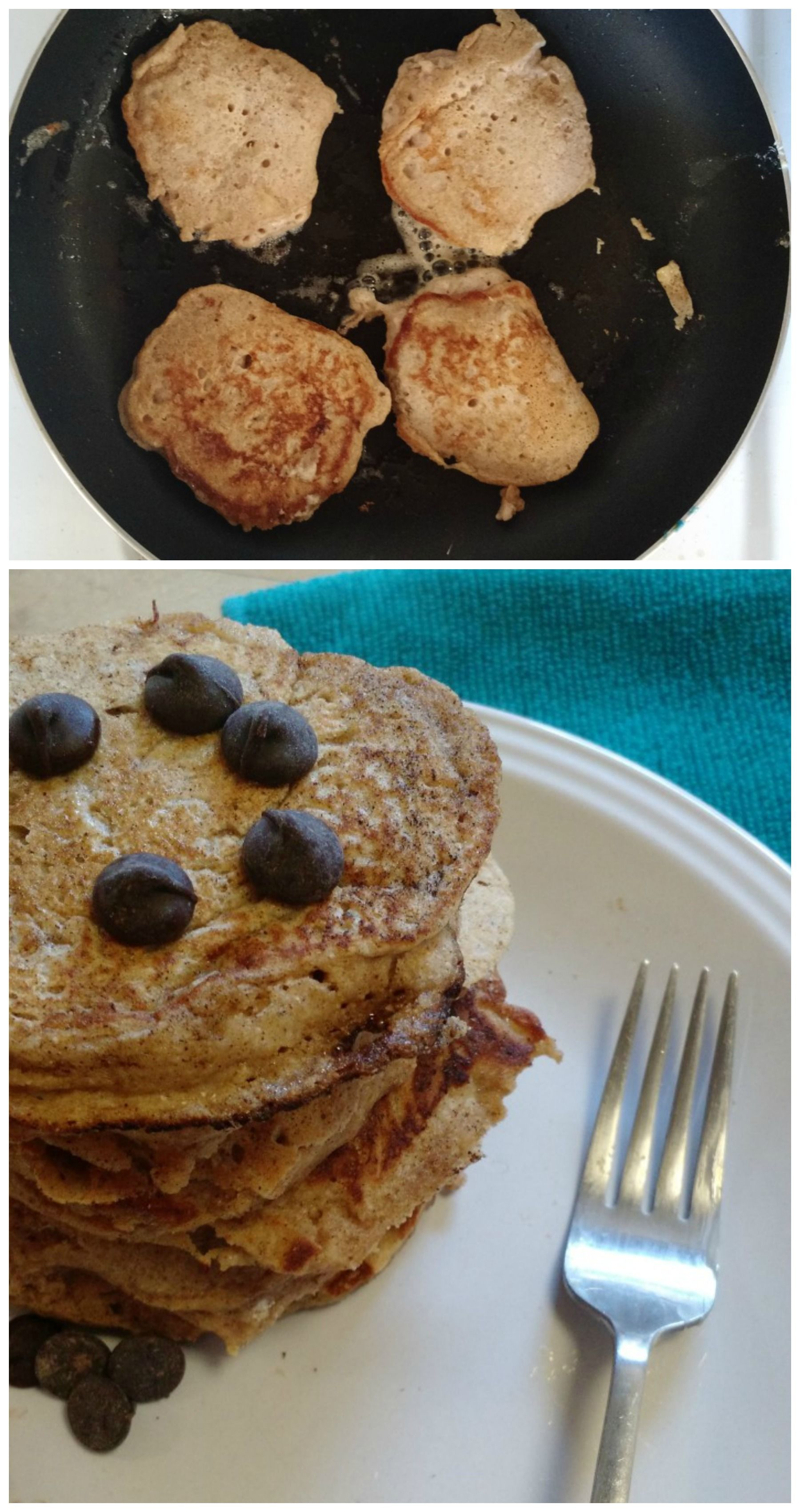 How to make soft and fluffy whole wheat banana pancakes how to make soft and fluffy whole wheat banana pancakes wholewheat banana ccuart Choice Image