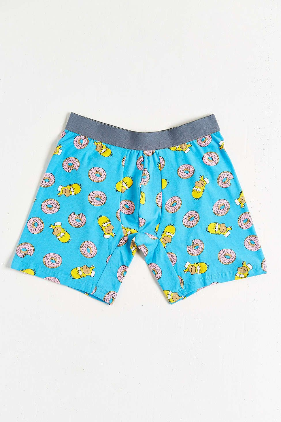 Homer Donuts Boxer Brief