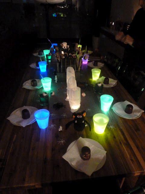 Überall & Nirgendwo: Gespenster-Geburtstag Spiele #halloweenactivities