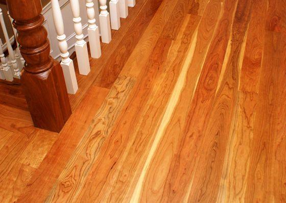 Hardwood Flooring American Cherry In Westborough Ma