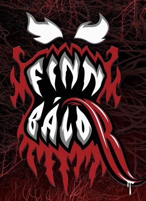 Finn Balor Logo 3 Wwe Wwe Wwe Lucha Libre Y Fondos