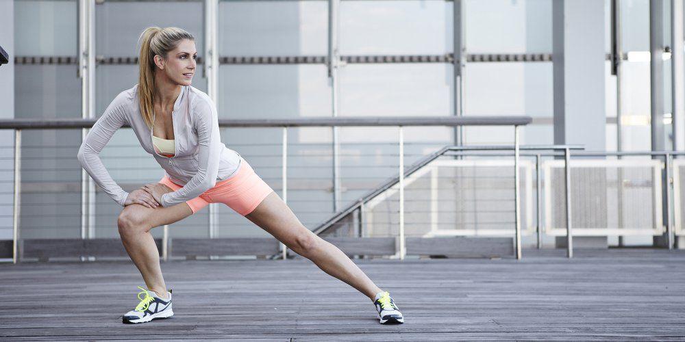 5 gestes bons pour des cuisses fines et musclées | Exercices du genou, Comment perdre des ...