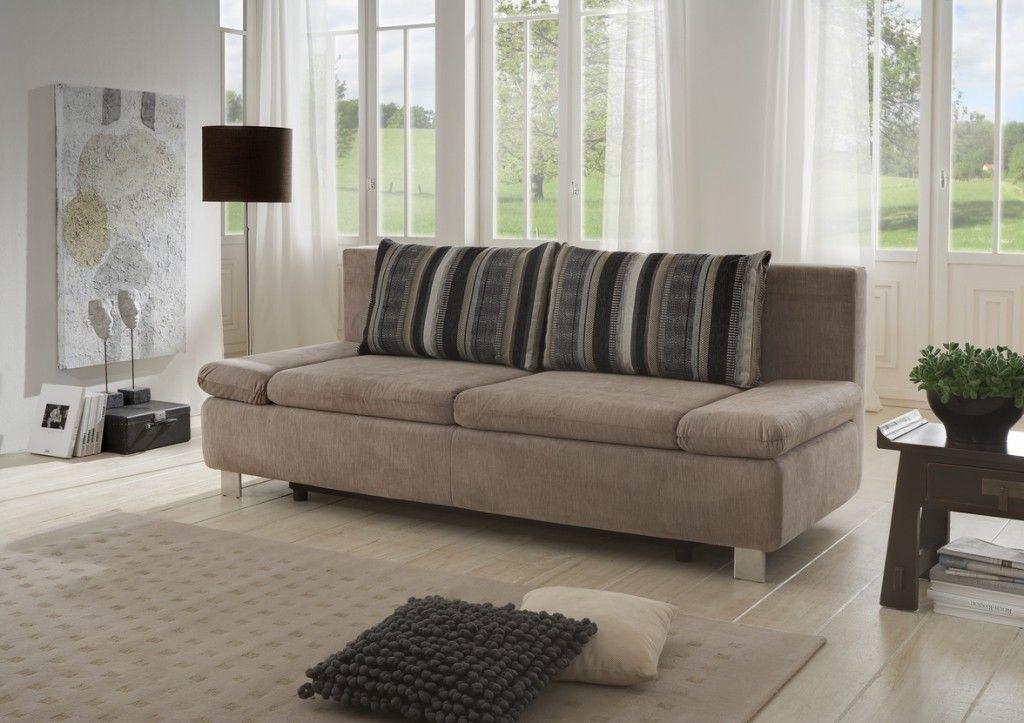 schlafsofa von Steinpol Sit  More #gemütlich #lesezeit #wohnen - wohnzimmer couch gemutlich