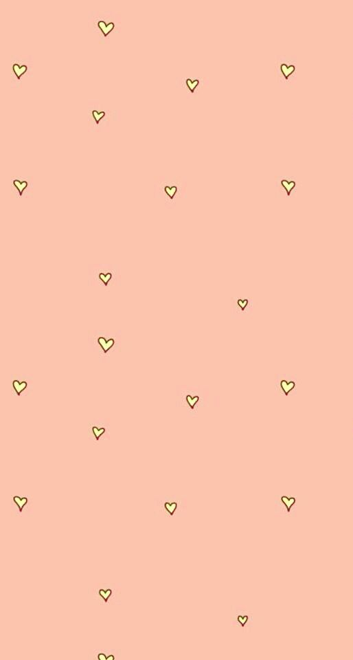 Hearts Background Simplistic Wallpaper Wallpaper Iphone Cute Pretty Wallpaper Iphone