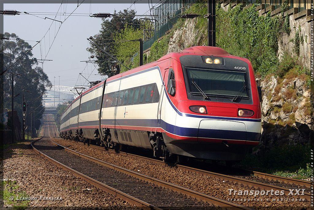 Cp Comboios De Portugal Trenes Modernos Pinterest