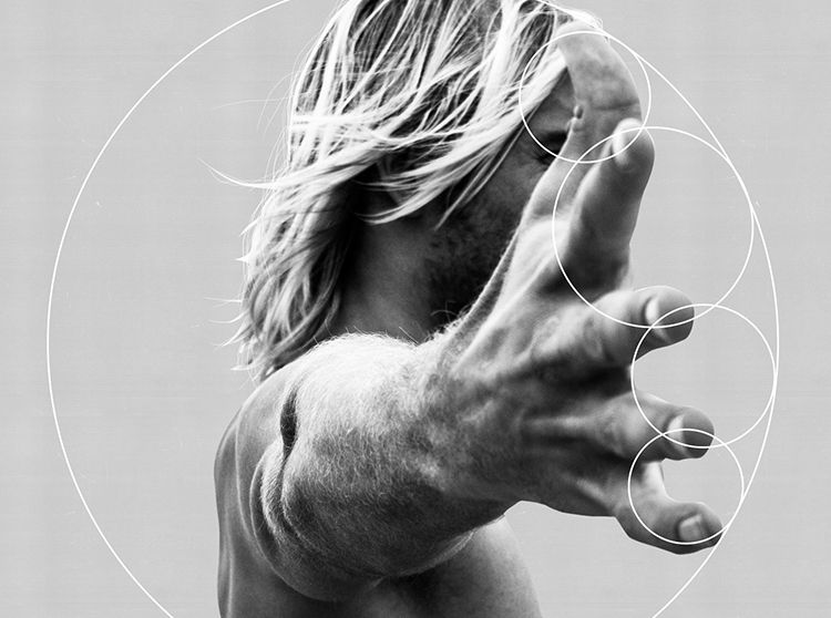 7 | Infographic: The Freak Anatomy of Surfing's Thor | Co.Design | business + design