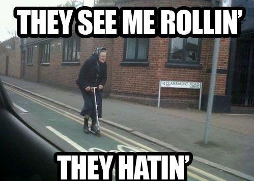 Ridin Dirty Funny Meme : Patrolling they tryin catch me ridin dirty funny