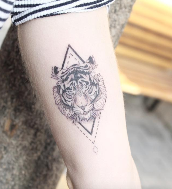 Tiger tattoo 49