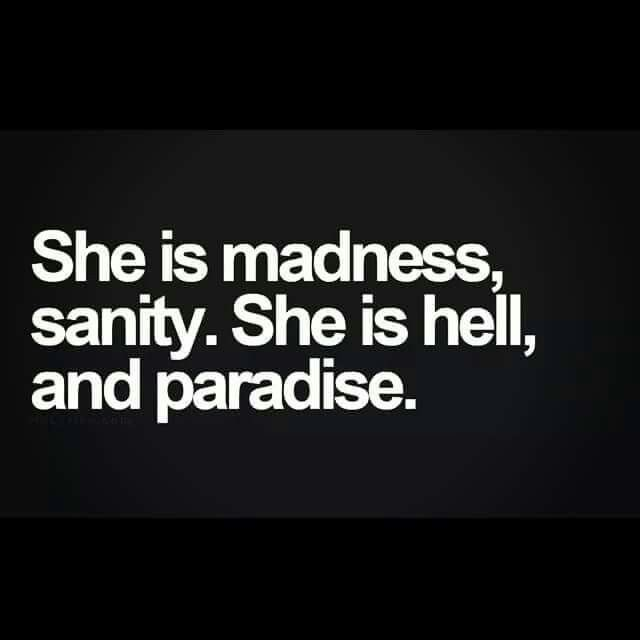 She sure is....