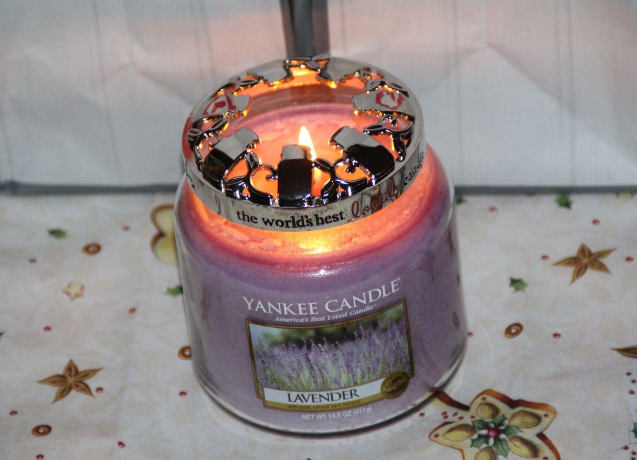 Candela Yankee Candle photo by Violeta Dyli