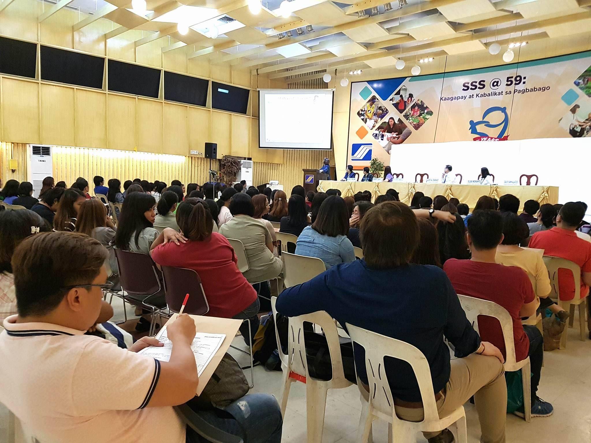 ATVM 281st SSS In House Information Seminar at