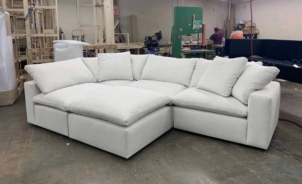 Restoration Hardware Cloud Modular Sectional replica in ...